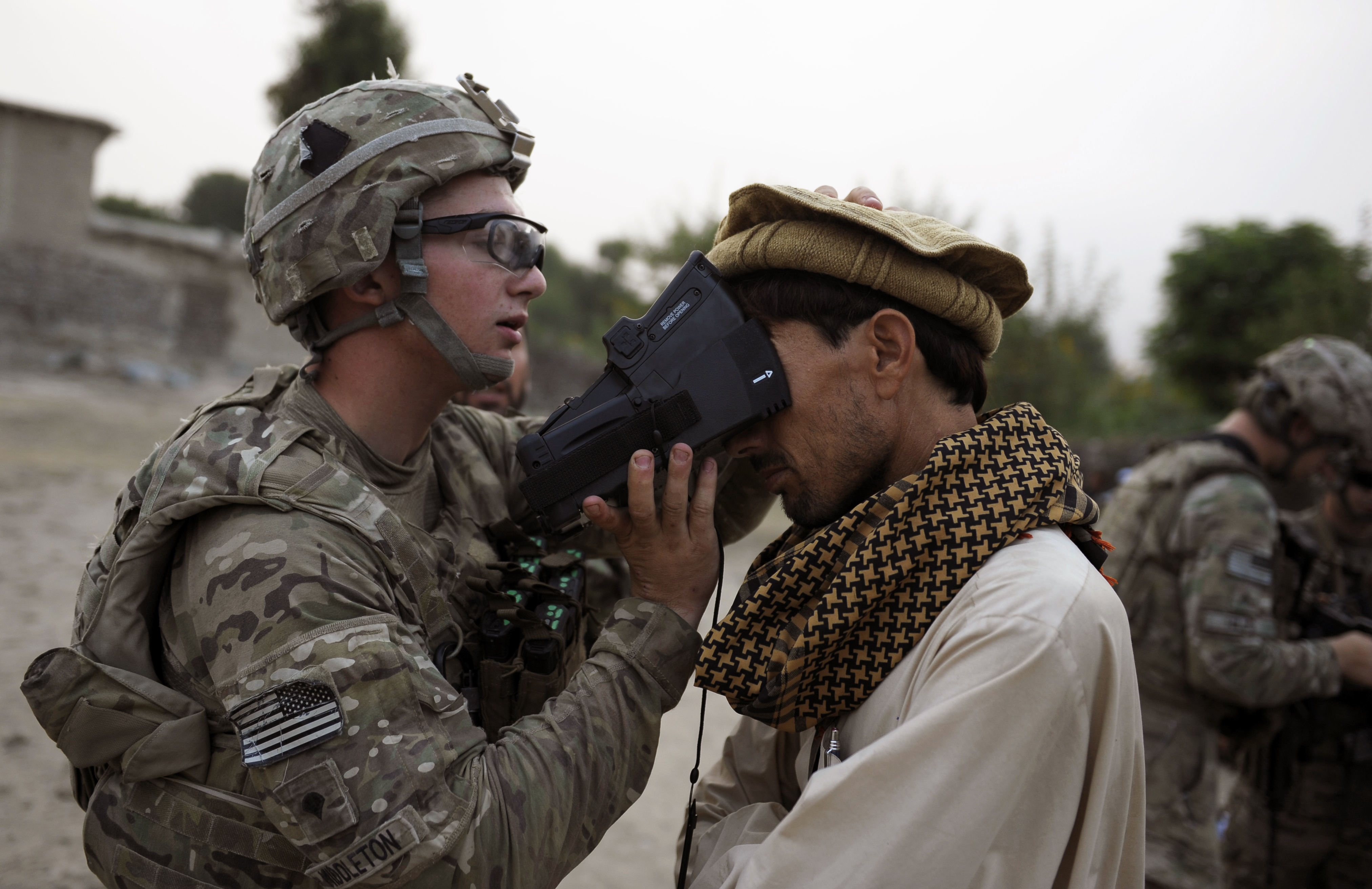 The Taliban Reportedly Have Control of U.S. Biometric Devices – a Lesson in Life-And-Death Consequences of Data Privacy