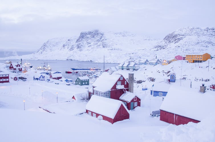 What Greenland's record-breaking rain means for the planet