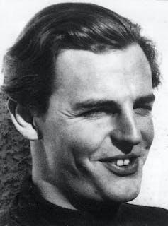 Photo portrait of Donald Maclean