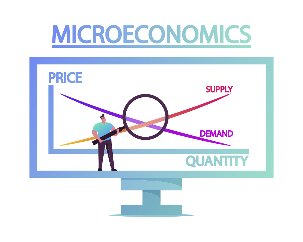 Microeconomics Explains Why People Can Never Have Enough of What They Want and How That Influences Policies