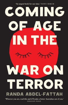 Cover image of 'Coming of Age in the War on Terror' by Randa Abdel-Fattah
