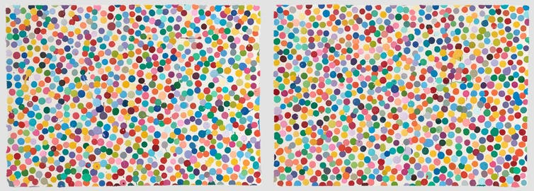 Damien Hirst's dotty 'currency' art makes as much sense as Bitcoin