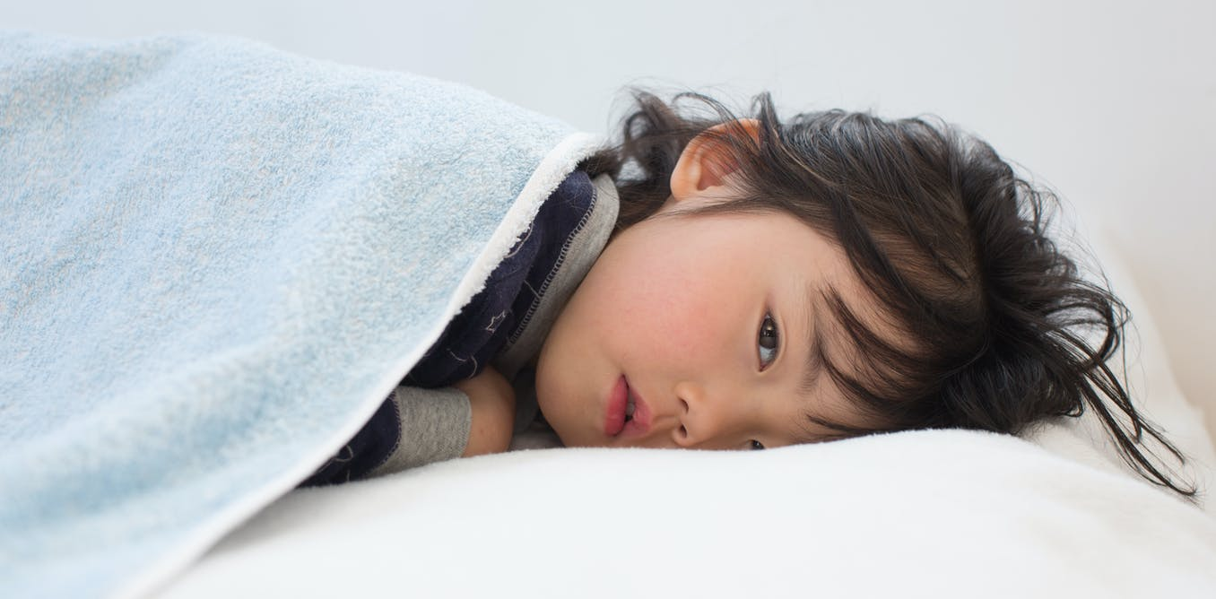 Got a child with COVID at home? Here's how to look after them