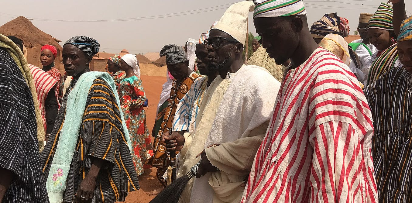 Chieftaincy conflicts in Ghana are mixed up with politics: what's at risk