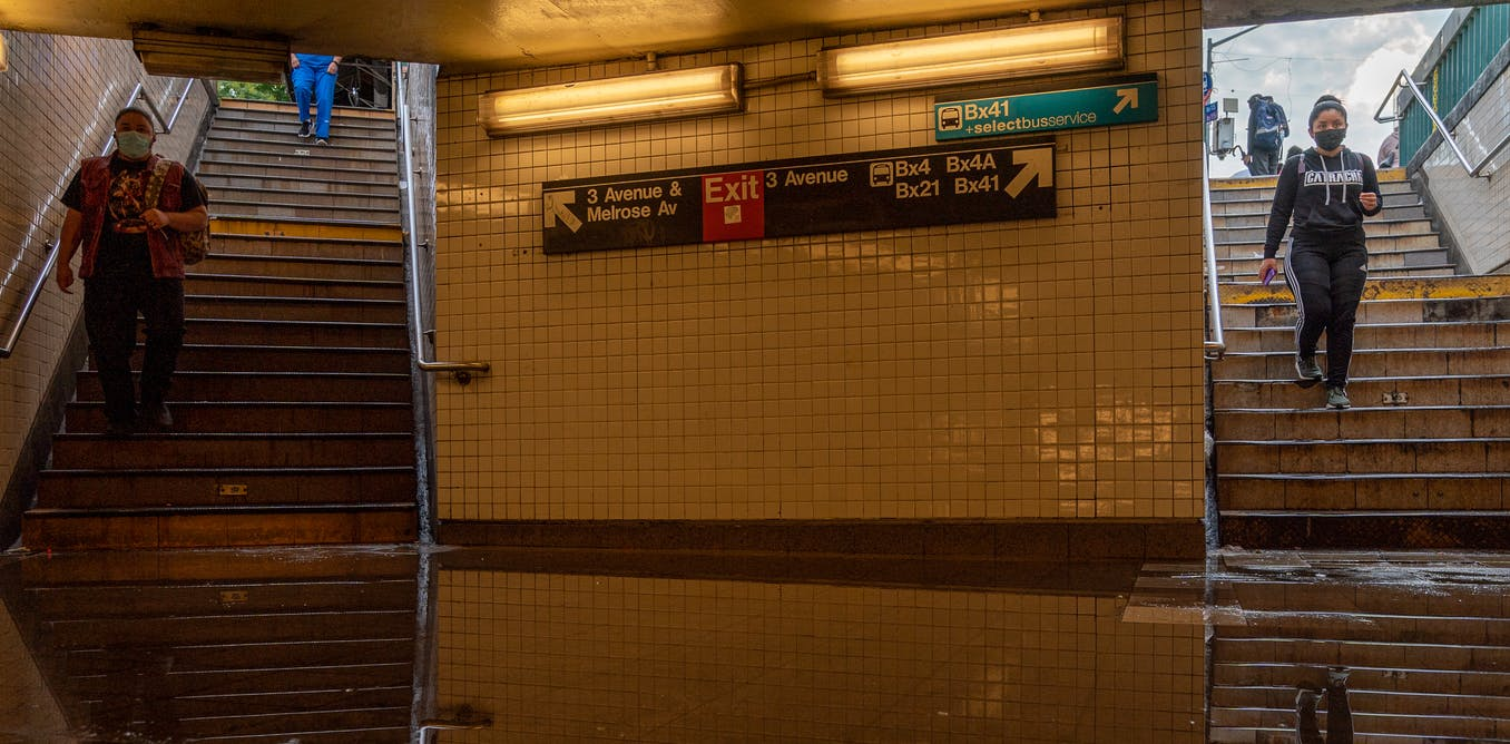 A subway flood expert explains what needs to be done to stop underground station deluges