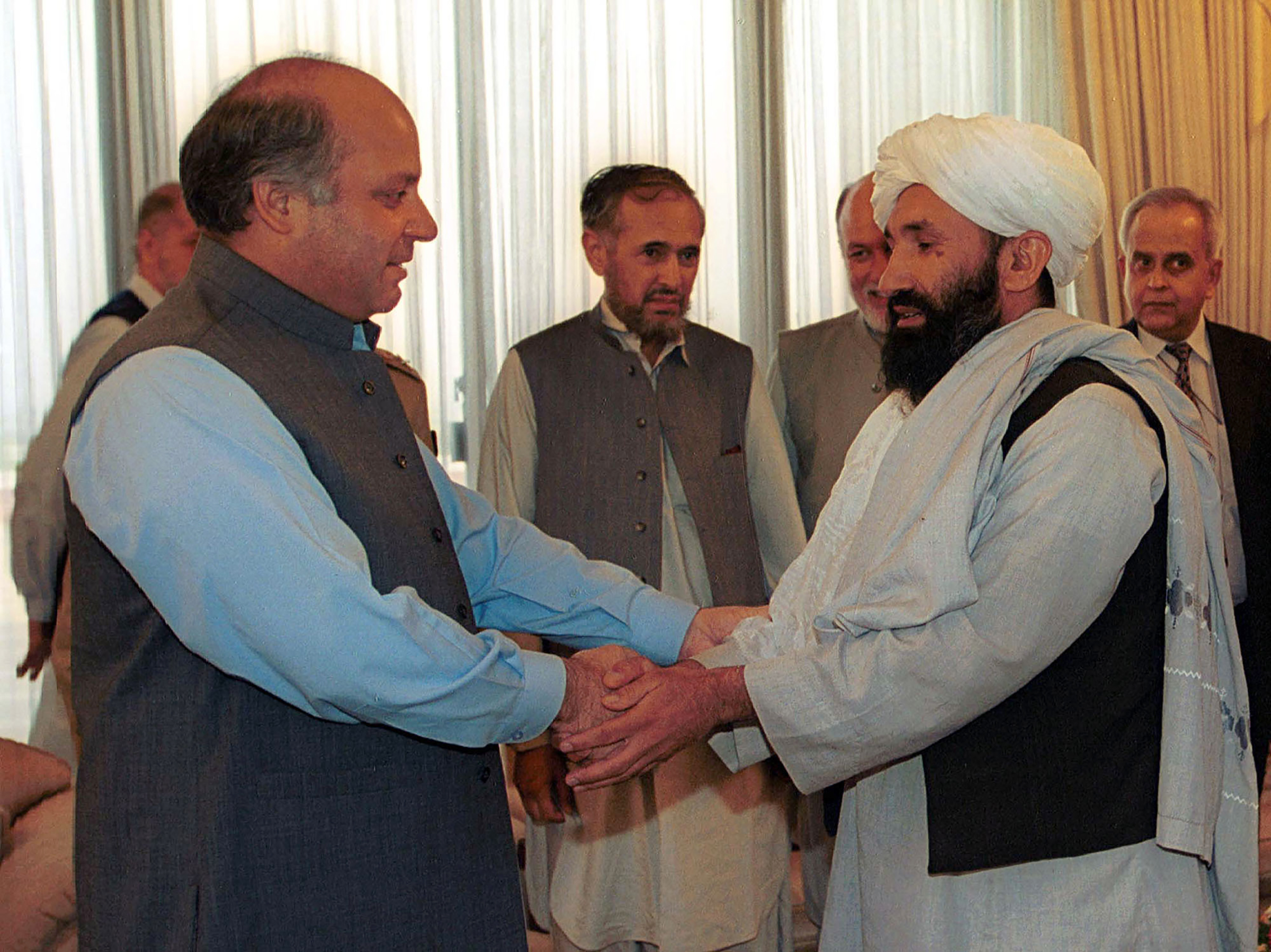 Who Is Mullah Hasan Akhund? What Does the Taliban's Choice of Interim Prime Minister Mean for Afghanistan?