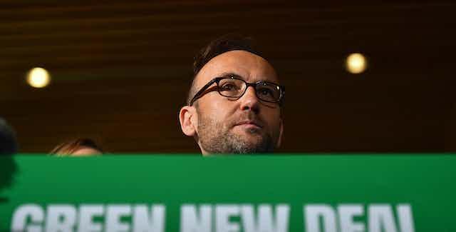 Ausralian Greens party leader Adam Bandt