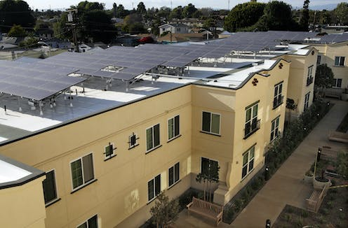 Biden's proposed tenfold increase in solar power wouclrsb999ld remake the US electricity system