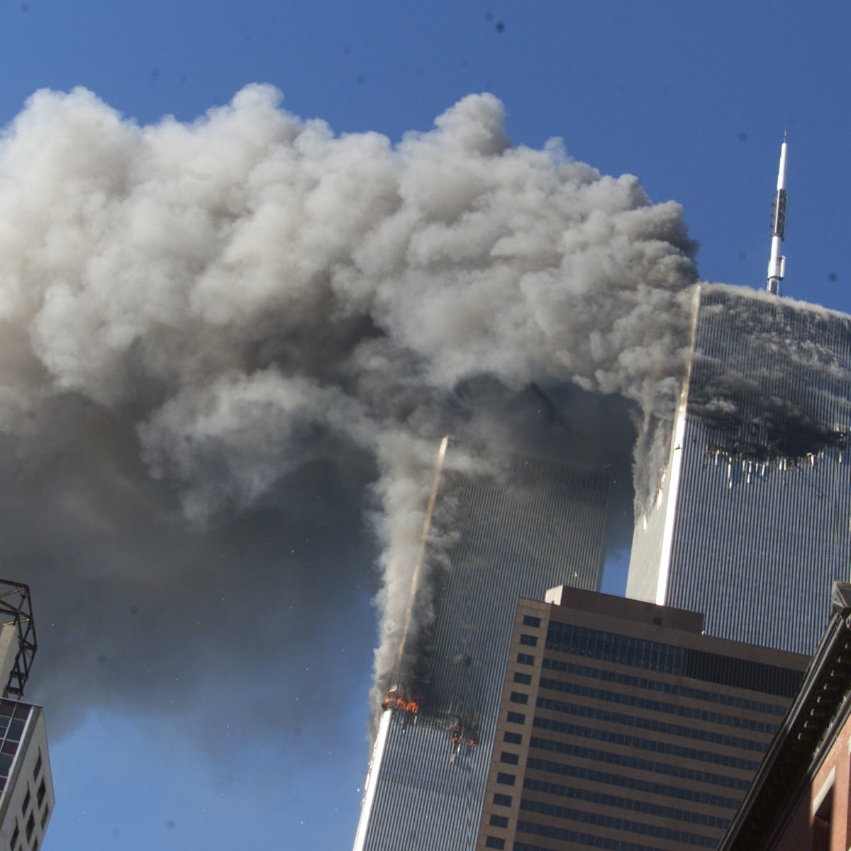 How the terrifying evacuations from the twin towers on 9/11 helped make today's skyscrapers safer