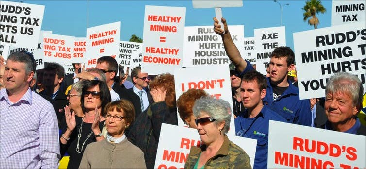 the Greens' super-profits tax idea could end up burning muscle, not fat