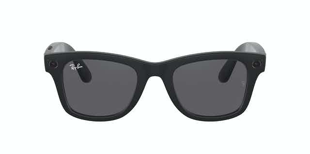 Pair of Ray-Ban Stories glasses