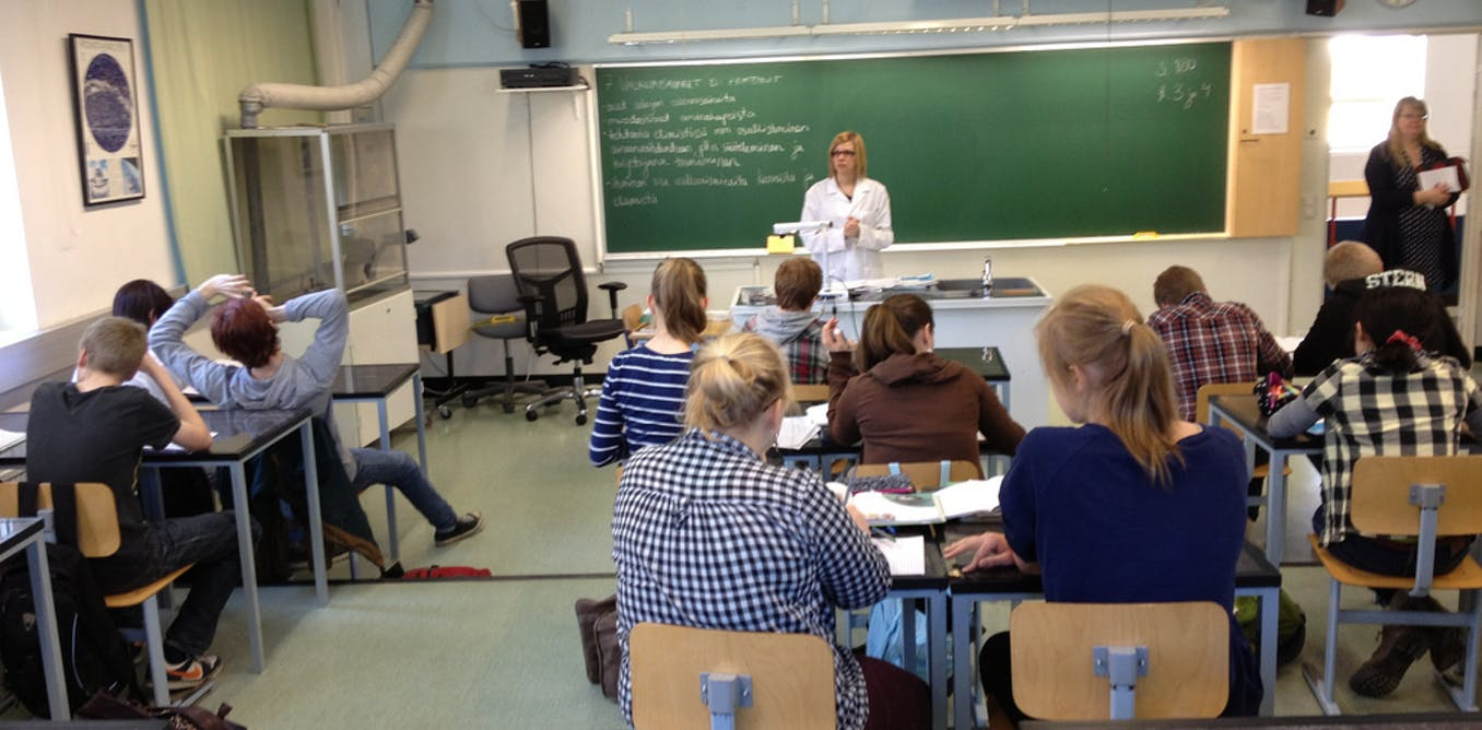 finland as model to follow education Educators around the world laud the finnish school system and there is constant discussion in australia about how we should try to follow finland's the salient feature of the 3 plus 2 model of teacher education in finland is the research-based approach in both the bachelor and masters.