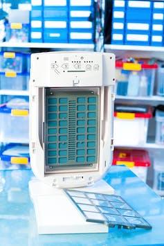 Un purificateur d'air de qualité HEPA