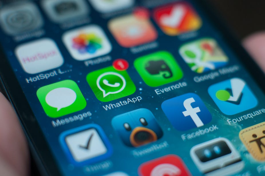 Image result for original whatsapp messages can be traced