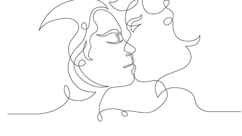 ¿Qué microorganismos compartimos al besarnos?