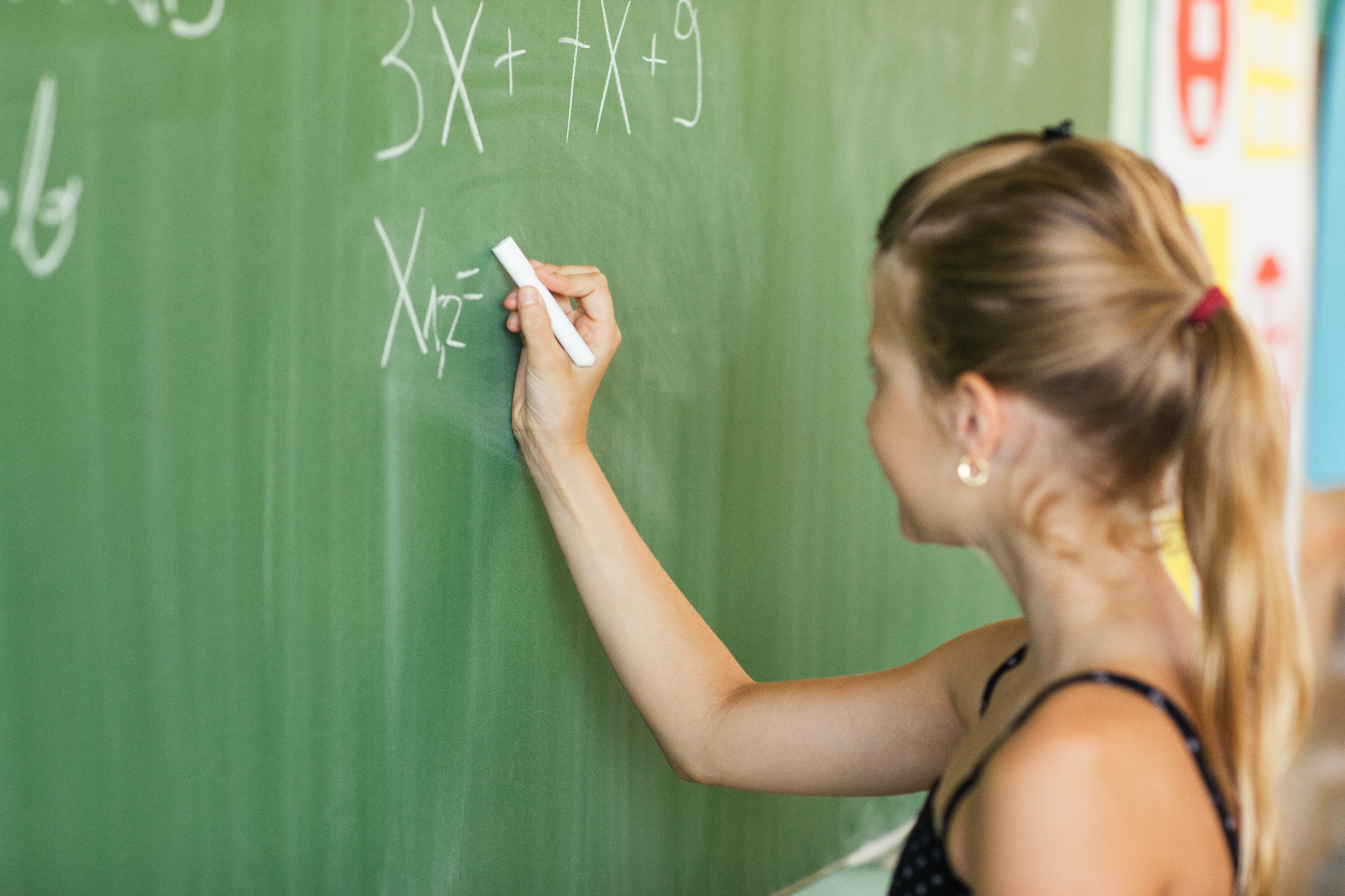 Are our kids failing in maths because they can't read?
