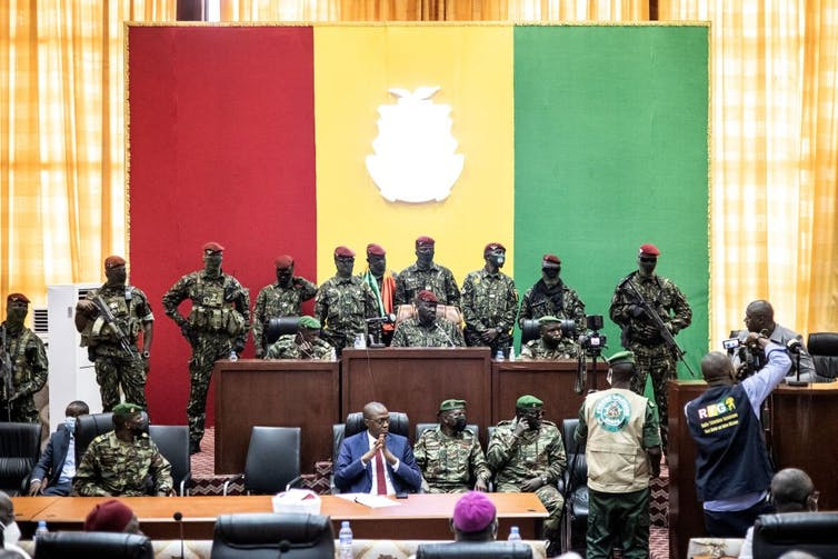 Guinea coup has left west Africa's regional body with limited options. But there aresome