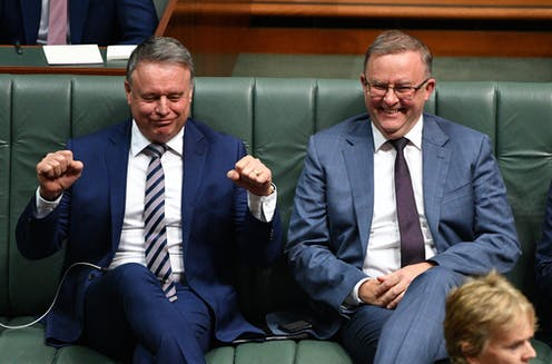 Fitzgibbon is quitting politics but this doesn't mean Albanese can party