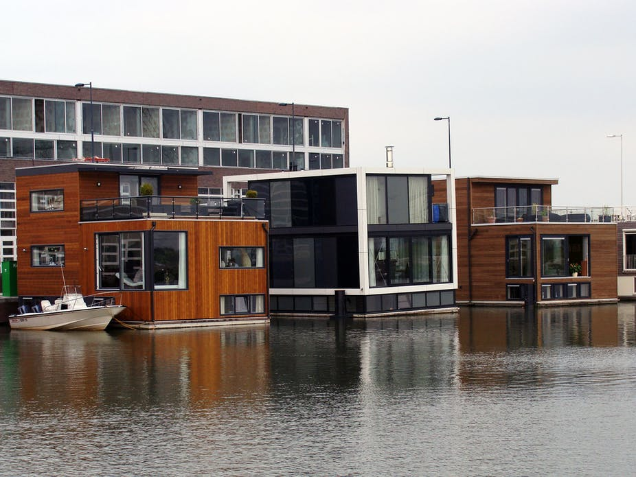 Living With Water Four Buildings That Will Withstand Flooding