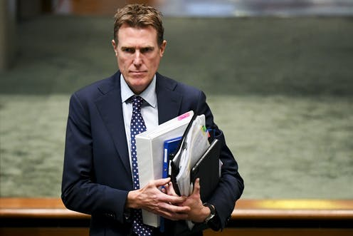 Christian Porter quits cabinet, refusing to find out who gave him money for legal costs