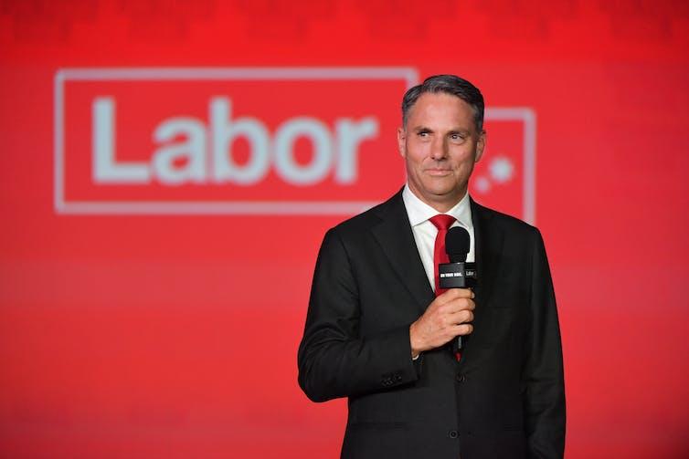 Deputy Labor leader Richard Marles
