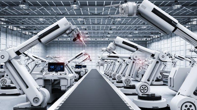 ¿La robotización y la inteligencia artificial le robarán su trabajo?