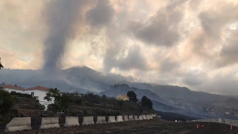 Volcán de La Palma: ¿cómo han desembocado los terremotos en una erupción?