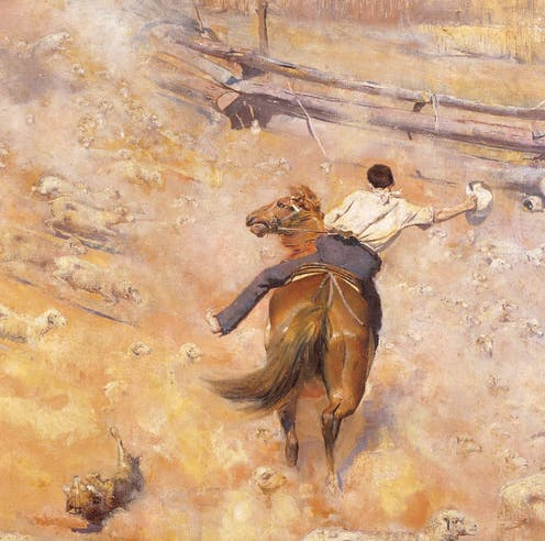 If The Man from Snowy River is Indigenous, what does that mean for our national myth-making?