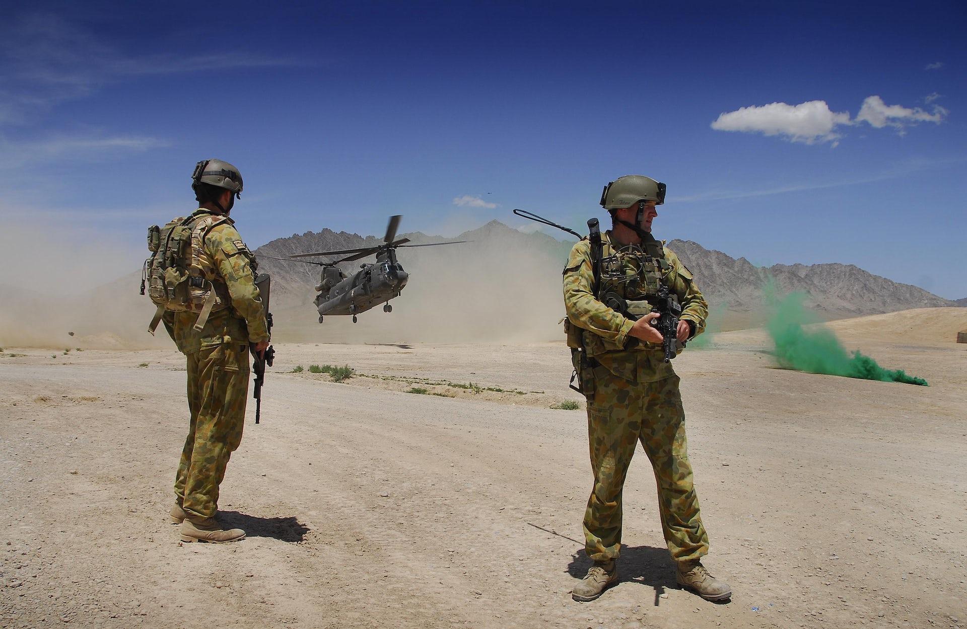 Dating an australian soldier