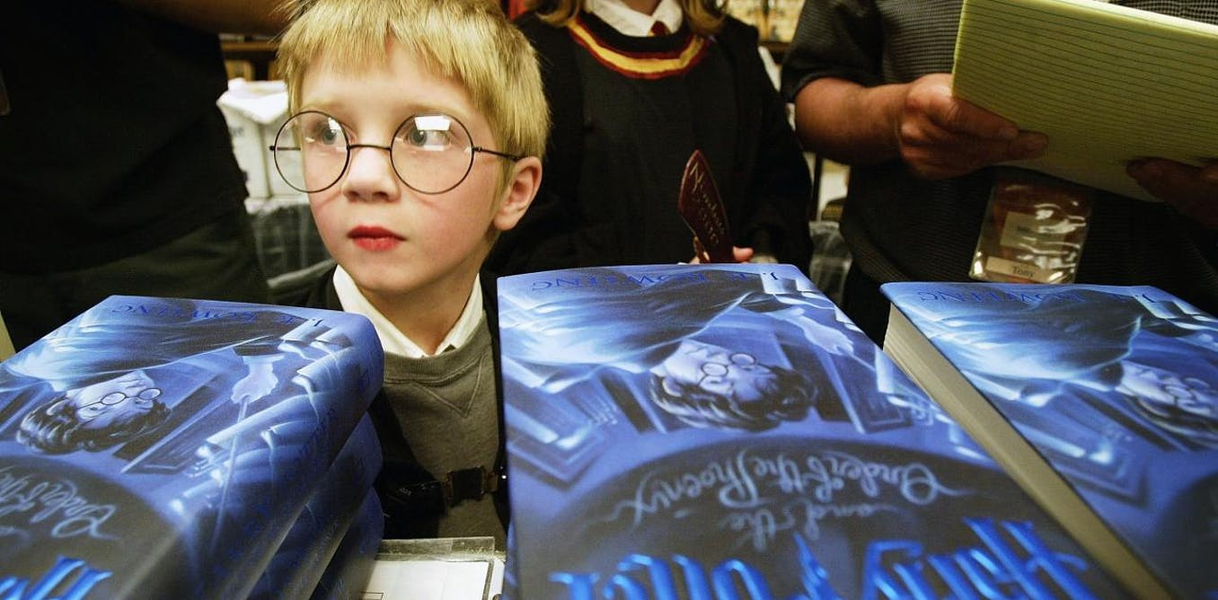 Childrens fantasy literature why escaping reality is good for kids