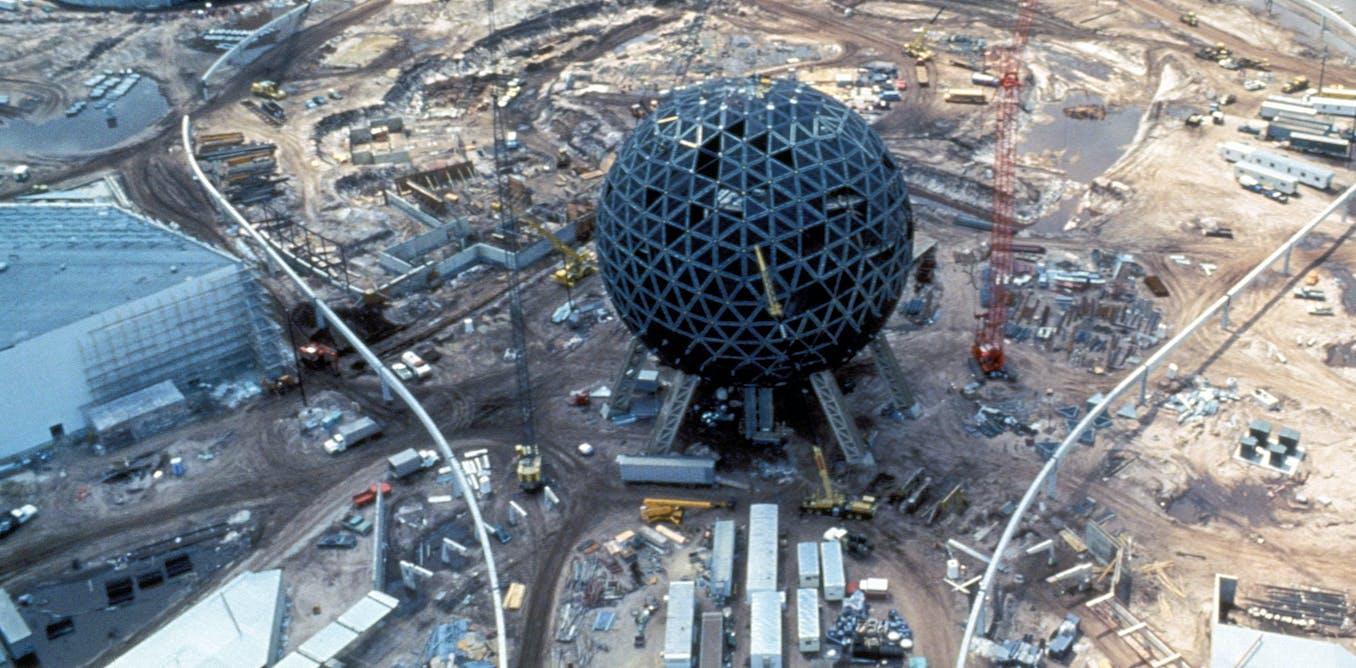 Walt Disney's radical vision for a new kind of city