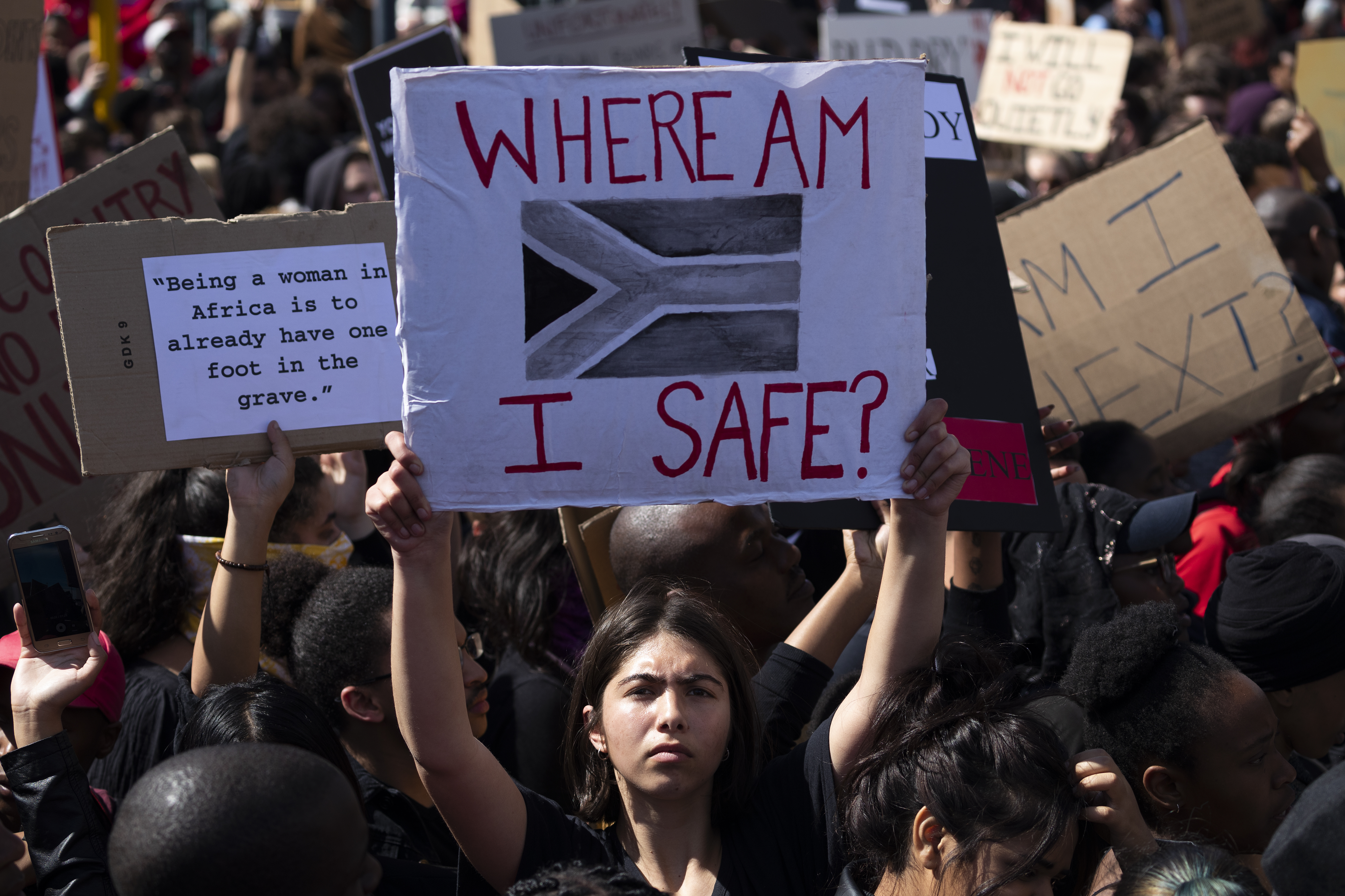 Change What South African Men Think of Women to Combat Their Violent Behaviour