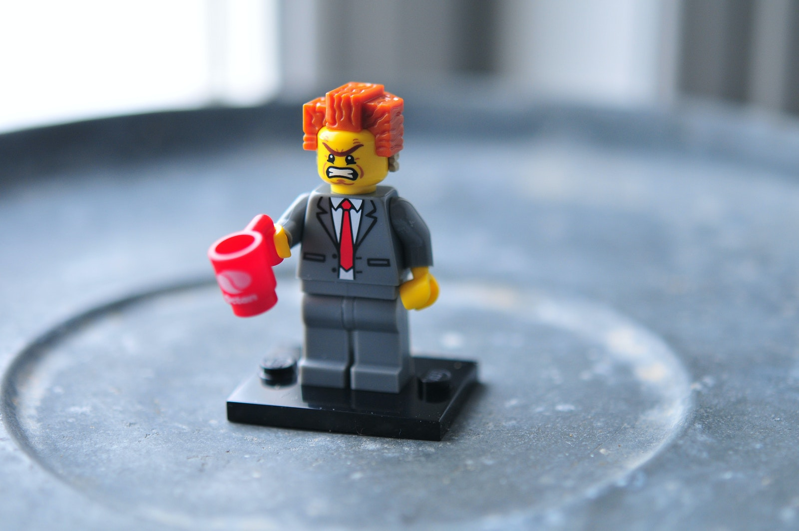Lego Movie CEO is evil because bad bosses sell cinema tickets