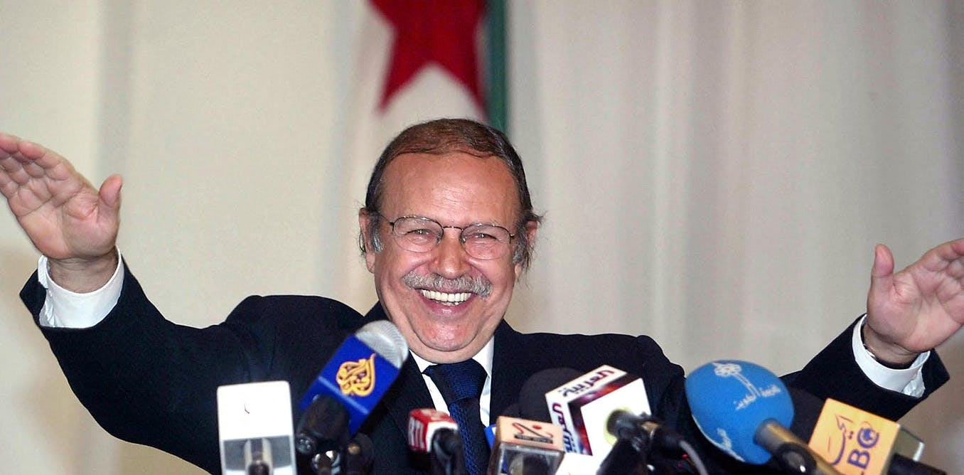 Bouteflika ruled for two decades: his legacy will haunt Algerians for many years to come