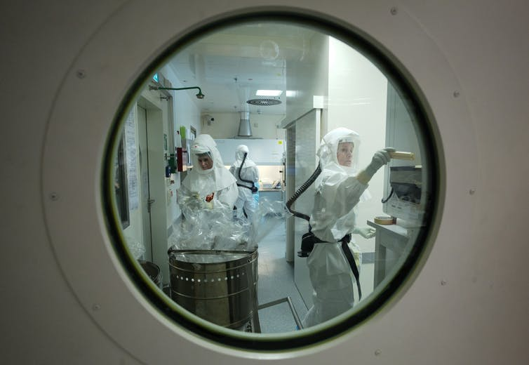 Reporting all biosafety errors could improve labs worldwide – and increase public trust in biological research