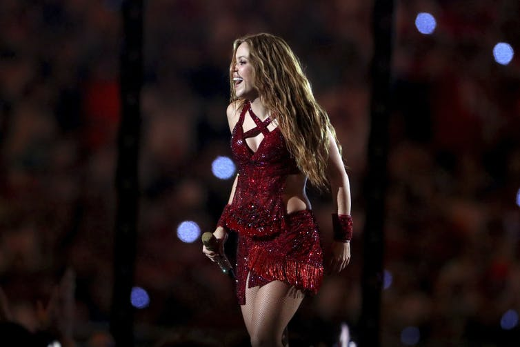 Colombian singer Shakira is one of the celebrities named in the Pandora Papers as using  offshore companies. Others are Elton John, Ringo Starr, Julio Iglesias and Claudia Schiffer.