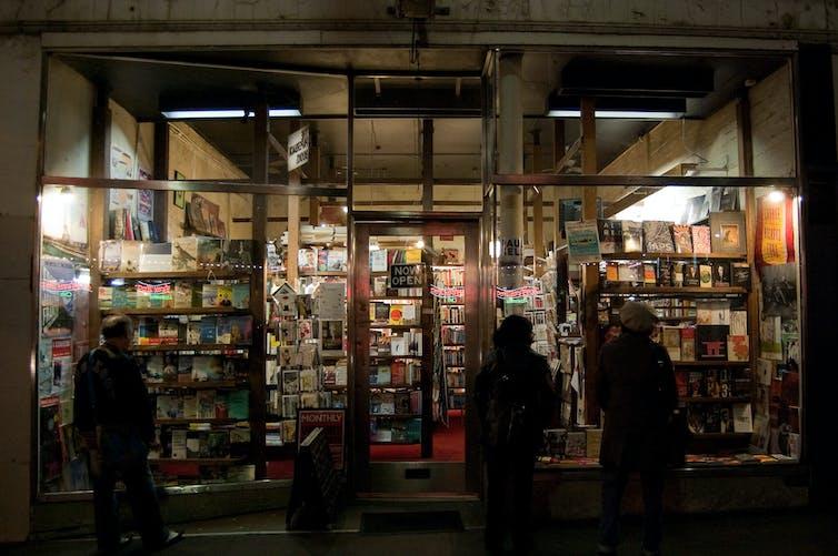 The Paperback Bookstore