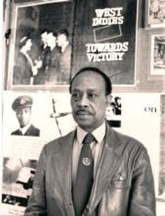 Laurie Phillpotts' founded the UK's first Black paper.