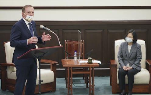 Tony Abbott warns China could 'lash out' at Taiwan soon