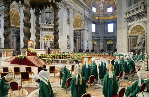 What is the Synod of Bishops? A Catholic priest and theologian explains
