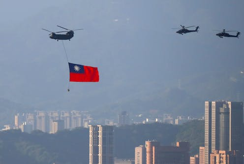 Taiwan is becoming a flashpoint for China and the West – how does New Zealand respond?