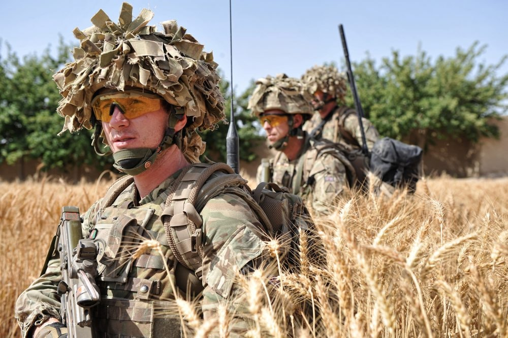 If Very People Were Training In Iraq >> Soldiers Surprisingly Resilient To Ptsd After Iraq And Afghanistan