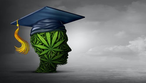 How does smoking marijuana affect academic performance? Two researchers explain how it can alter more than just moods