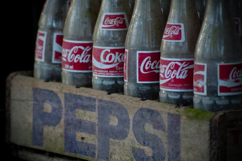 Brand history shows marketing is the second oldest profession