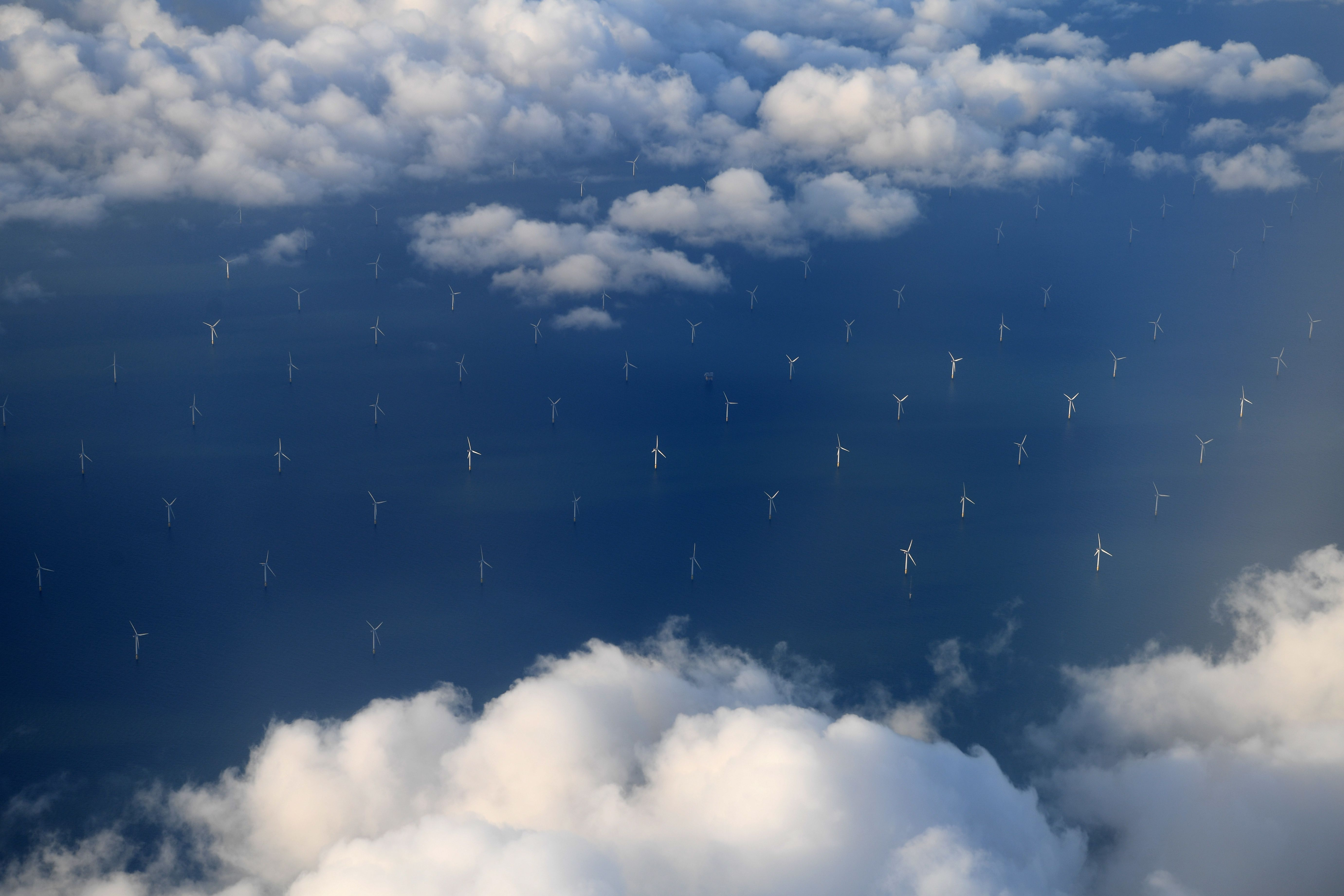 Biden Calls for a Big Expansion of Offshore Wind – Here's How Officials Decide Where the Turbines May Go