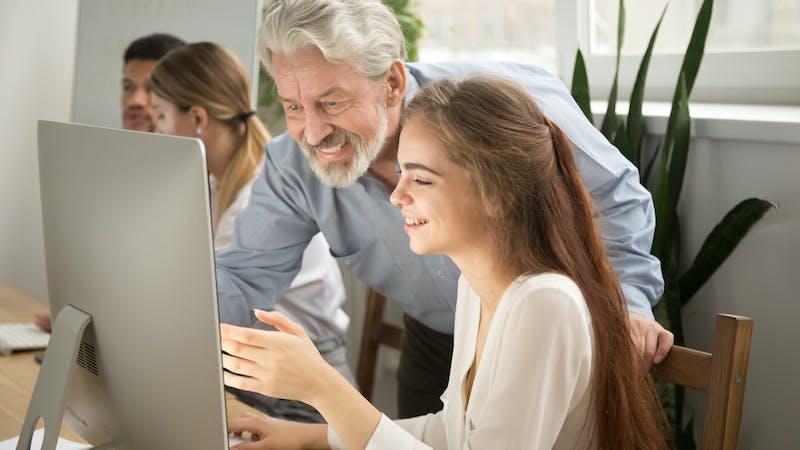 El difícil equilibrio entre aumentar la edad de jubilación e incorporar a los jóvenes al mercado laboral