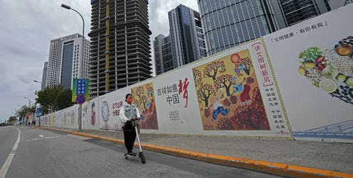 slower Chinese economic growth inevitable without internal reform