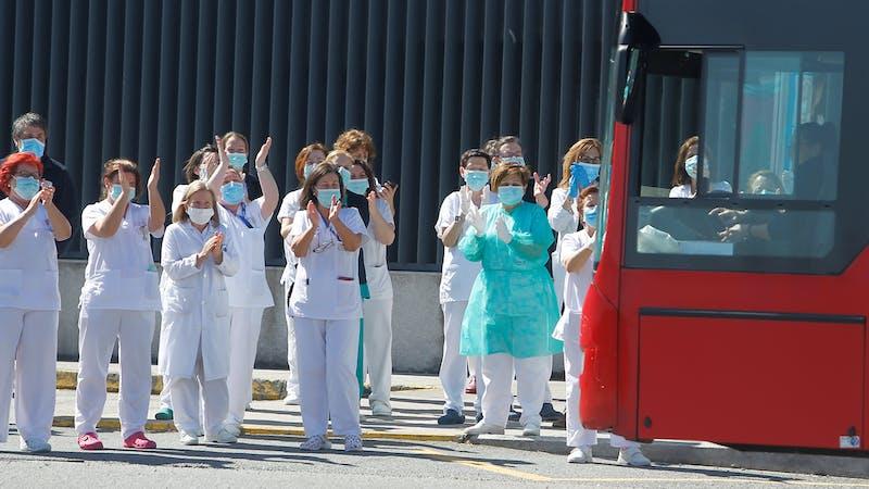 ¿Superheroínas o kamikazes? Ser enfermera durante la pandemia por coronavirus