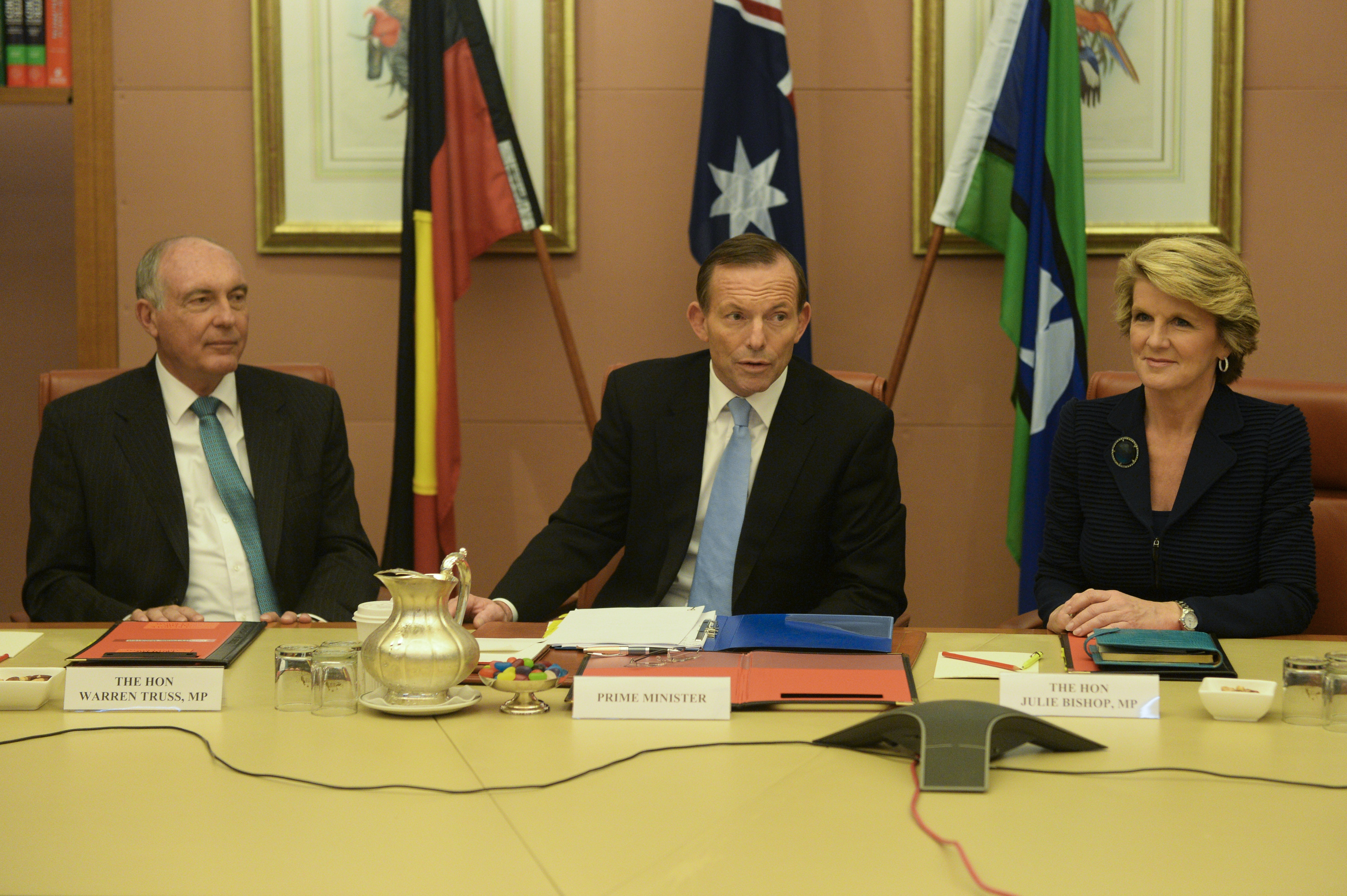 Cabinet Leaks Currently Remain A Question Of Rogue Members And Discipline  And Not Routine Government Practice. AAP/Lukas Coch