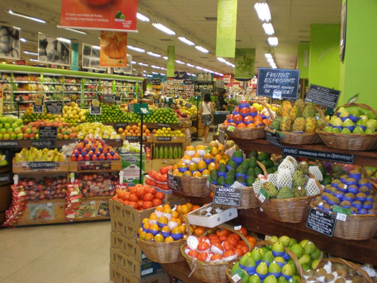 The science that makes us spend more in supermarkets, and